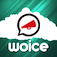 Woice lite - Record and send voice message by sms and email